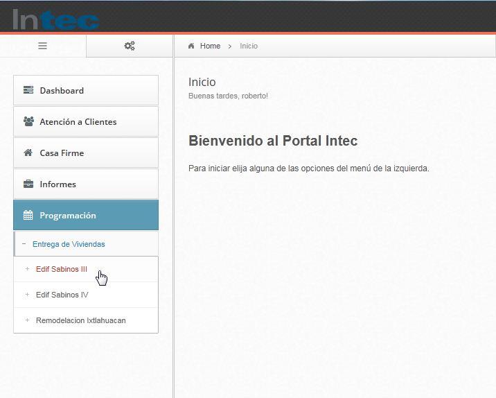 Intec -Prog Entregas 1